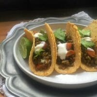 Slow Cooker Indian Tacos