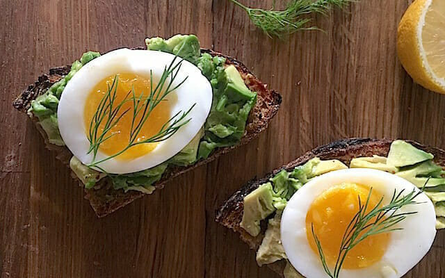 Best Egg and Avocado Toast - Mom's Kitchen Handbook