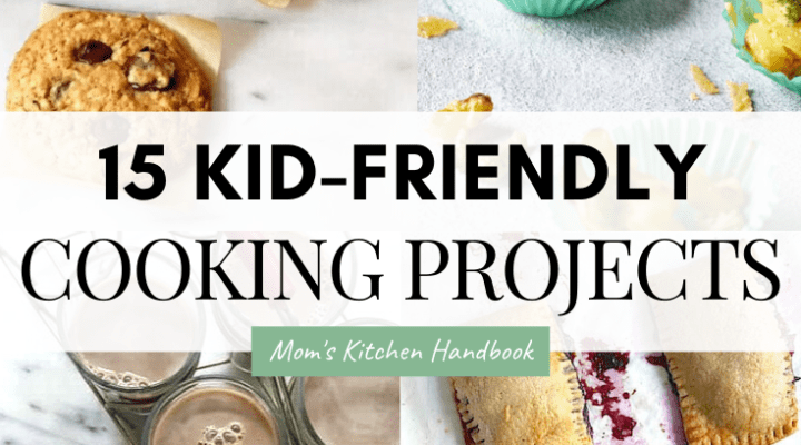15 cooking projects